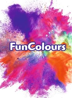 Farbenfrohe Neuigkeiten! Entdecken Sie FunColours von FunCakes