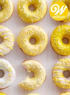 Say hello to Wilton's new yellow!